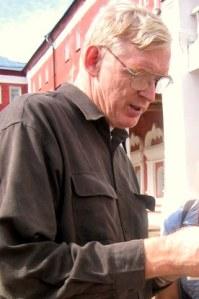 Fr. Gaffney in Russia
