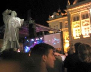 Novi Sad's Central Square