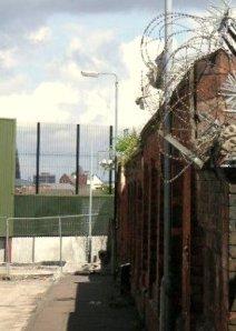 Peace Walls of Belfast