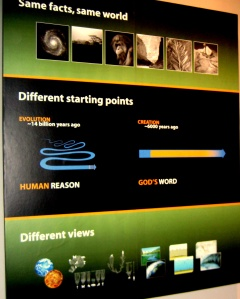 At the Creation Museum