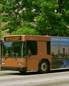 A Pittsburgh Bus