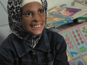 Hannan, an Iraqi Refugee