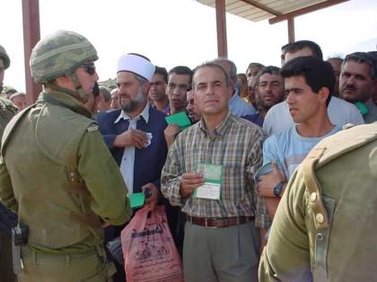 Checkpoint Palestine